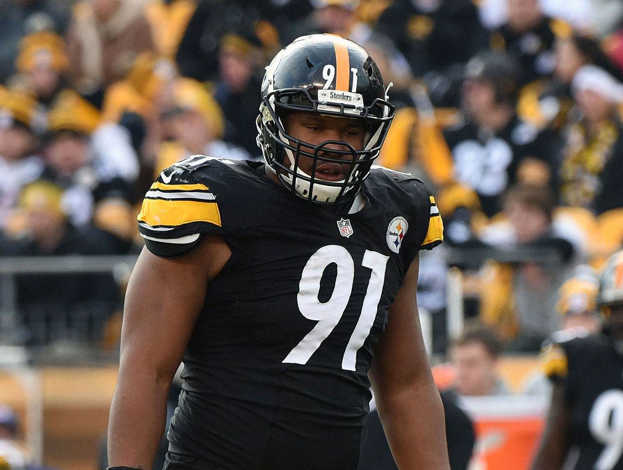 Tuitt s Absence Was Glaring in Steelers Loss Steel City Blitz