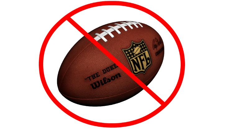 football-illegal