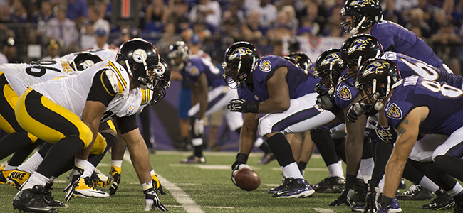Game-Planning the Ravens' Offense