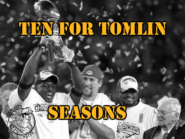 fb60f0b4bbf Ten for Tomlin  Ranking the Seasons - Steel City Blitz