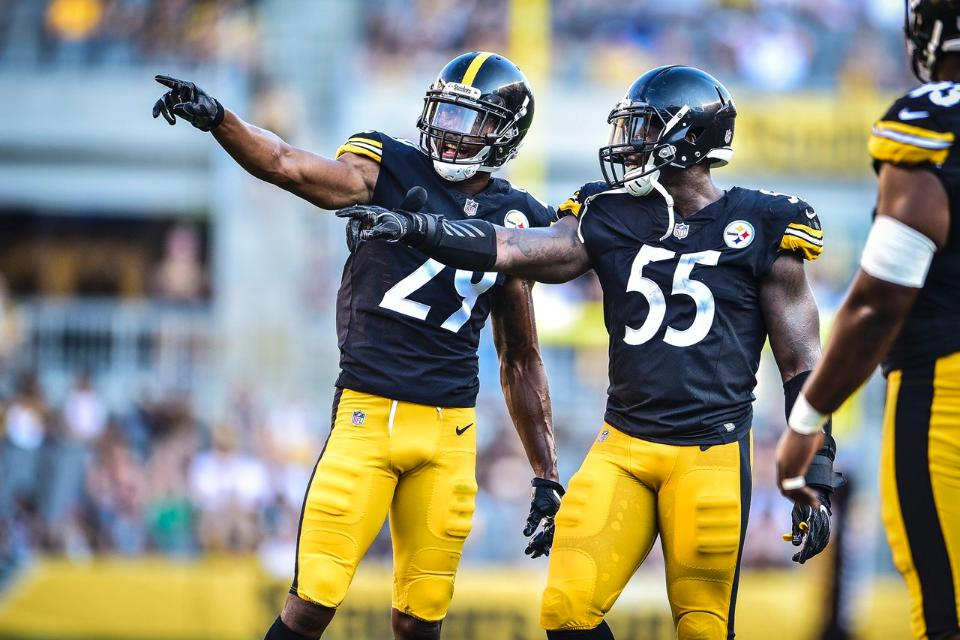 c08b3a13ba7 The Steelers are (thankfully) halfway through the 2017 preseason. Training  camp at St Vincent College has finished and they are now back in their  South Side ...
