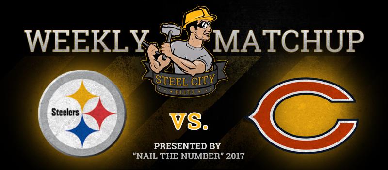 Bears vs. Steelers
