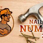 #NailtheNumber