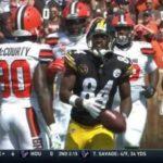 Steelers Antonio Brown