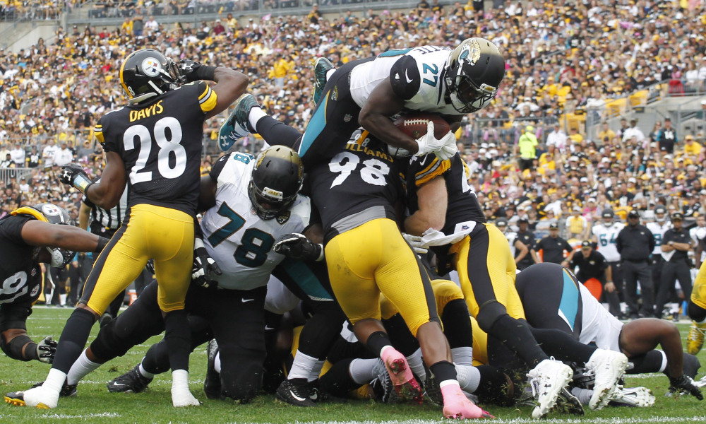 Behind the numbers steelers jaguars playoff edition steel city blitz the steelers and jaguars meet for the second time this season in the divisional round of the afc playoffs this will be the second playoff meeting between m4hsunfo