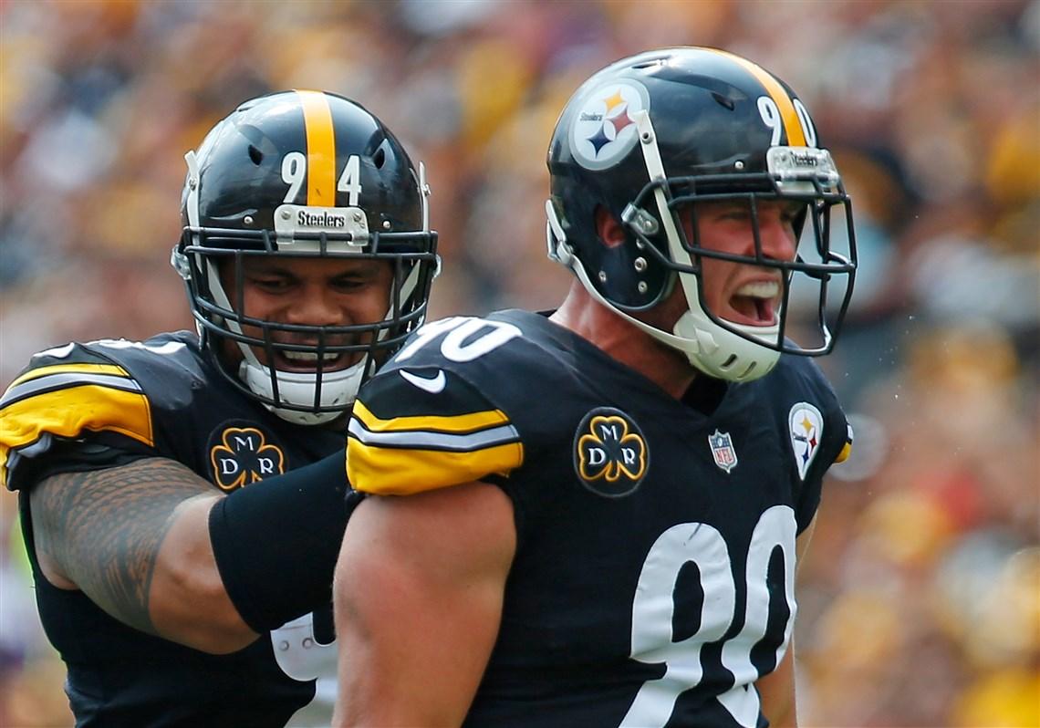 Steelers Watt