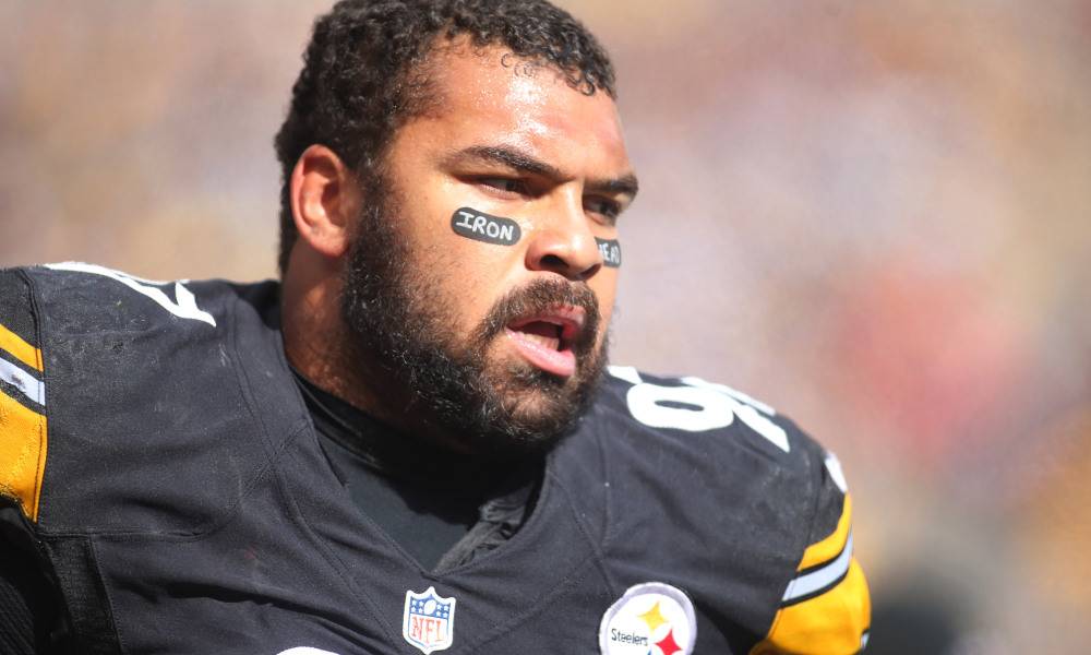 00cc7173596 Cam Heyward Comments About Discipline or the Lack Thereof