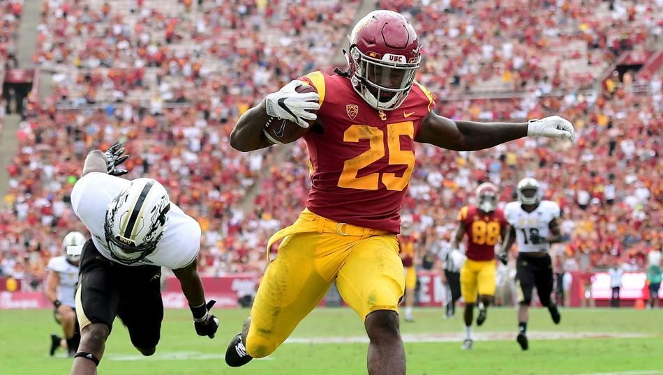 2018 Draft Prospect Profile Rb Ronald Jones Steel City Blitz