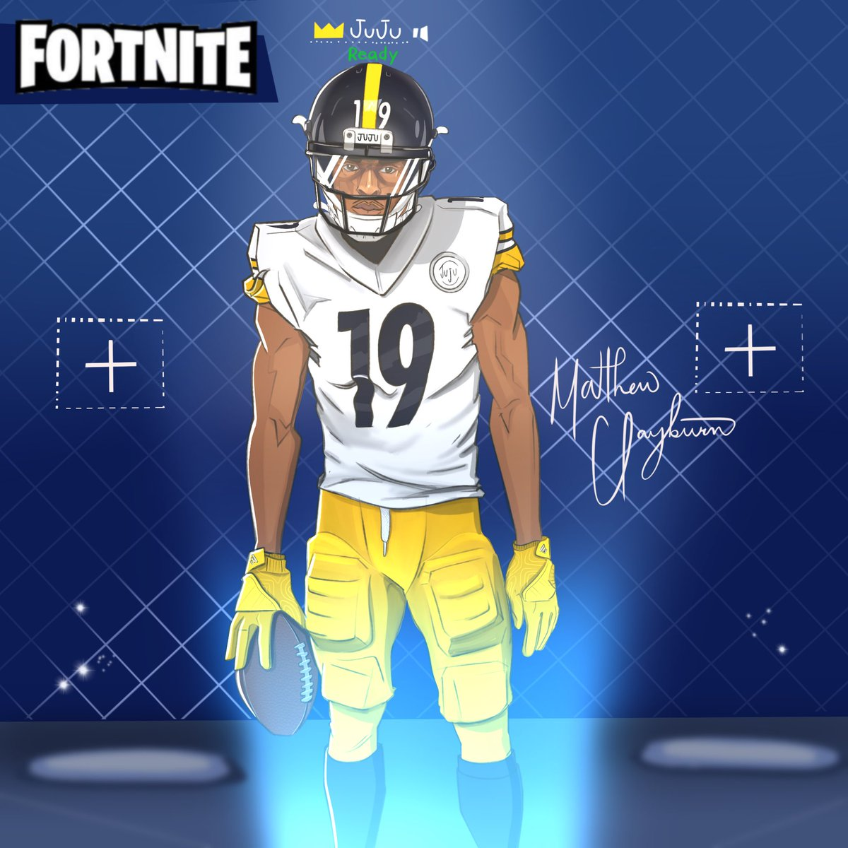 If Steelers Players Were Fortnite Weapons - Steel City Blitz