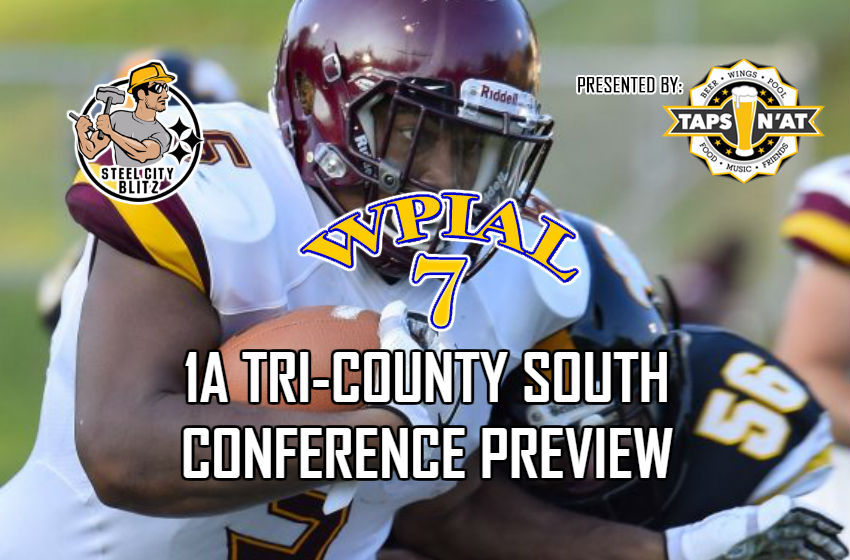 2018 Wpial Preview 1a Tri County South Conference Steel City Blitz