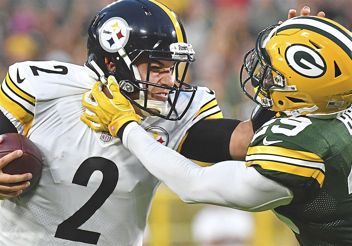 Impressions of the Steelers Packers Game
