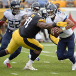Impressions from Steelers Titans