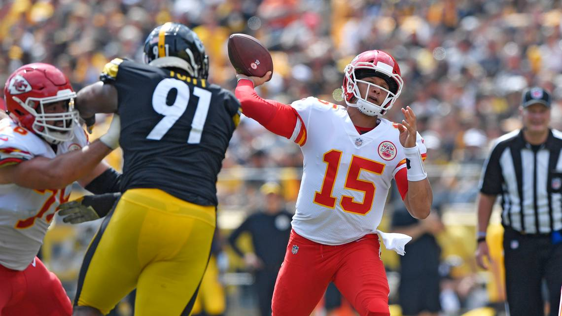 The Pittsburgh Steelers remained winless on the season with a 42-37 loss at  home to Kansas City. Shootout losses are one thing fd6244e4d