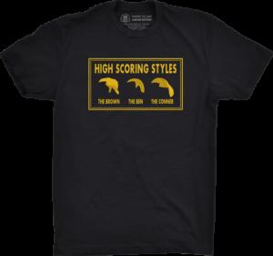 high scoring styles