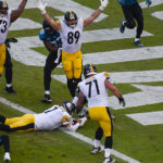 Ben Roethlisberger scores the game-winner