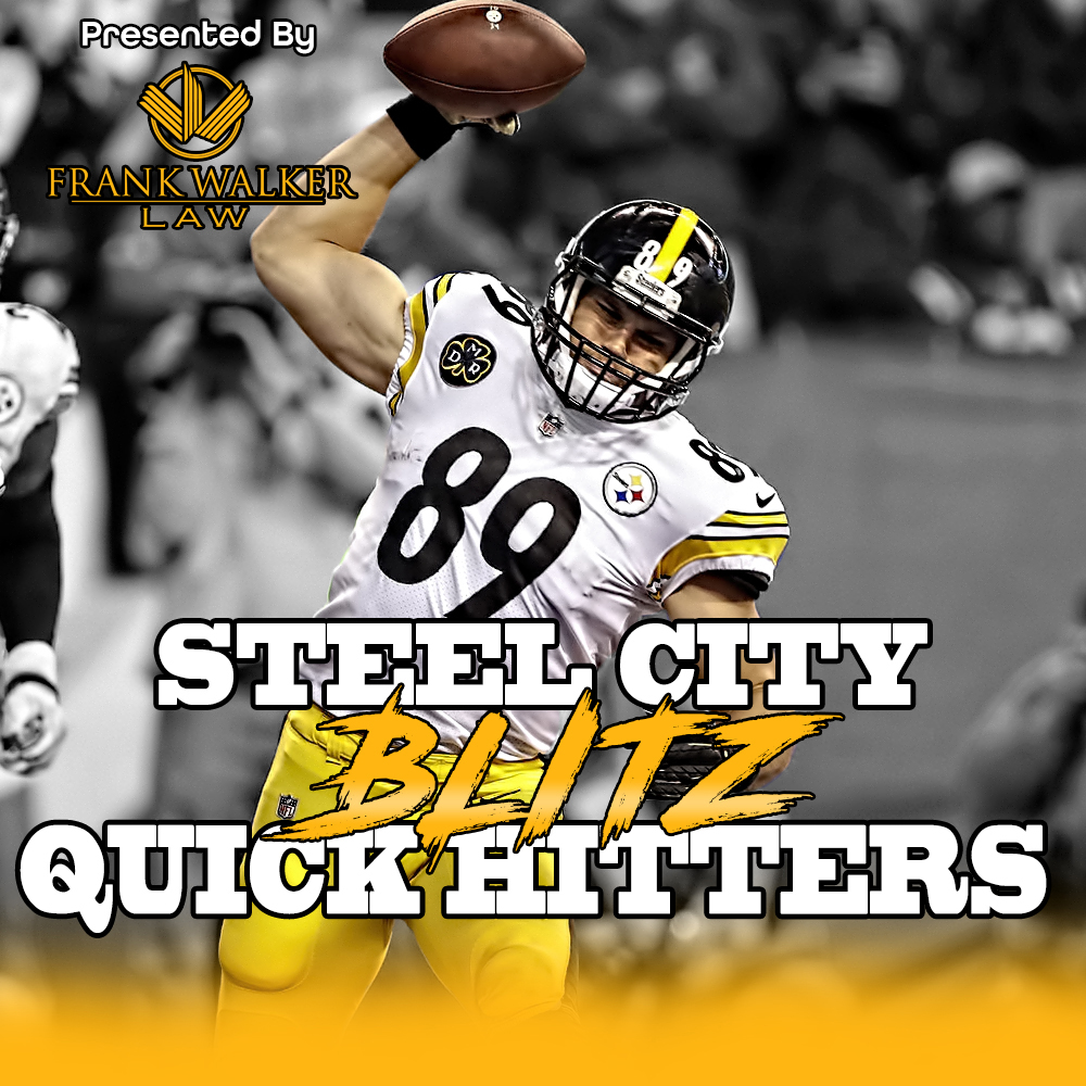 SCB Steelers Quick Hitters: The