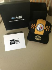 Steelers Hat 19