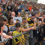 Steelers Latrobe Memorial Stadium