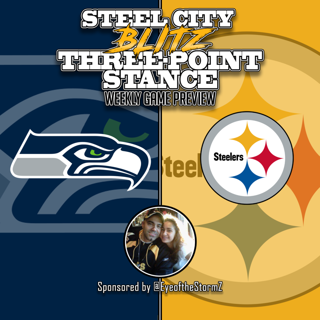 Scb Three Point Stance Your Seahawks Steelers Gameday Guide