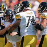 Steelers OL